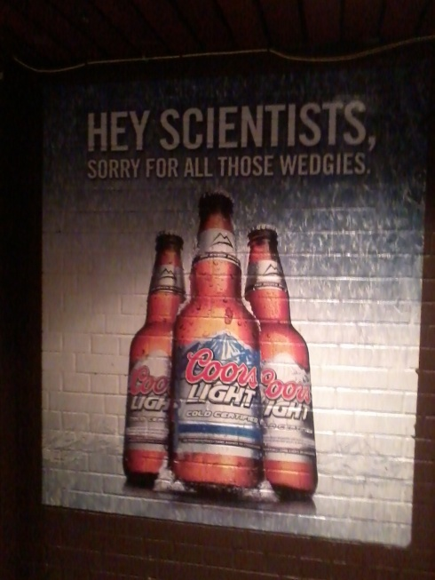 Coors You Suck at Marketing
